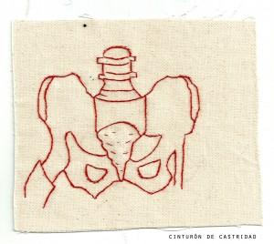 cinturon de castridad